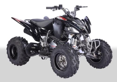 ATV 250 cc Black